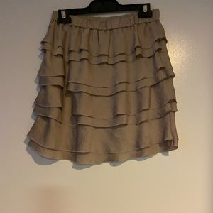 MIchael Kors Ruffle Skirt